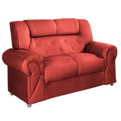 Sofa-2-Lugares-Vermelho-em-Veludo-150m-Abner