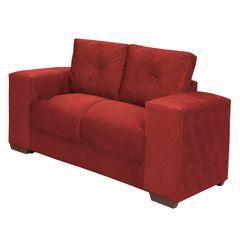 Sofa-2-Lugares-Vermelho-em-Veludo-142m-Nina