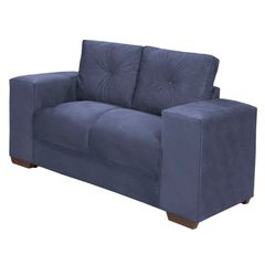 Sofa-2-Lugares-Azul-em-Veludo-142m-Nina