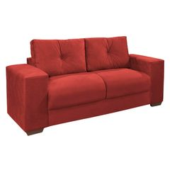 Sofa-3-Lugares-Vermelho-em-Veludo-182m-Nina
