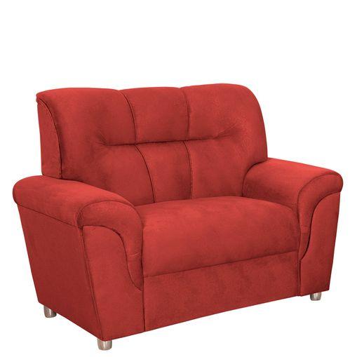 Sofa-2-Lugares-Vermelho-em-Veludo-143m-Calebe