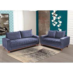 Sofa-2-Lugares-Azul-em-Veludo-150m-Esther-1