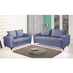 Sofa-2-Lugares-Azul-em-Veludo-150m-Jesse-1