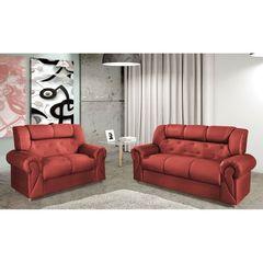 Sofa-2-Lugares-Vermelho-em-Veludo-150m-Abner-1