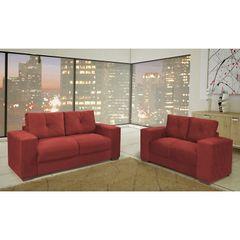 Sofa-2-Lugares-Vermelho-em-Veludo-142m-Nina-1