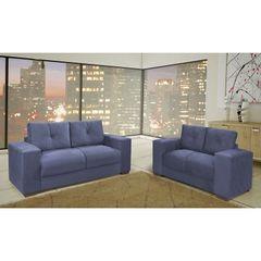 Sofa-2-Lugares-Azul-em-Veludo-142m-Nina-1