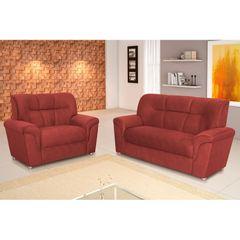 Sofa-2-Lugares-Vermelho-em-Veludo-143m-Calebe-1