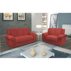 Sofa-2-Lugares-Vermelho-em-Veludo-143m-Davi-1