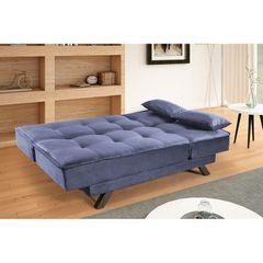 Sofa-Cama-3-Lugares-Azul-em-Veludo-190m-Ben-3