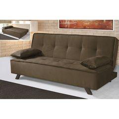 Sofa-Cama-3-Lugares-Marrom-Escuro-em-Veludo-190m-Sete-1