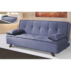 Sofa-Cama-3-Lugares-Azul-em-Veludo-190m-Sete-1