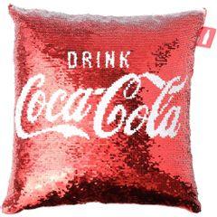 Capa-de-Almofada-Coca-Cola-45cm-Vermelha-e-Branca-Paete-Urban