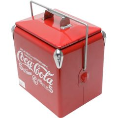 Cooler-Coca-Cola-em-Inox-13L-Vermelho-Urban