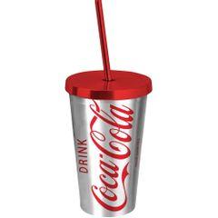 Copo-com-Canudo-Coca-Cola-500ml-Prata-Drink-Urban