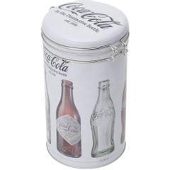 Lata-Decorativa-Coca-Cola-Redonda-20cm-Cinza-Evolution-Urban-1