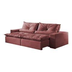 Sofa-Retratil-e-Reclinavel-4-Lugares-Rose-em-Veludo-Rajado-250m-Galahad