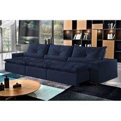 Sofa-Retratil-e-Reclinavel-5-Lugares-Azul-em-Veludo-290m-Galahad-1