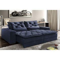 Sofa-Retratil-e-Reclinavel-5-Lugares-Azul-em-Veludo-290m-Lancelot-1