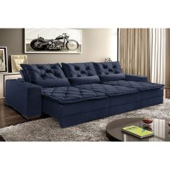 Sofa-Retratil-e-Reclinavel-5-Lugares-Azul-em-Veludo-320m-Lancelot-1