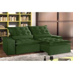 Sofa-Retratil-e-Reclinavel-5-Lugares-Verde-me-Veludo-290m-Lucan-1