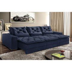 Sofa-Retratil-e-Reclinavel-6-Lugares-Azul-em-Veludo-350m-Lancelot-1