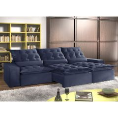 Sofa-Retratil-e-Reclinavel-6-Lugares-Azul-em-Veludo-350m-Lucan-1