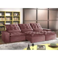 Sofa-Retratil-e-Reclinavel-7-Lugares-Rose-em-Veludo-Rajado-410m-Lucan-1