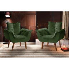 Poltrona-Decorativa-Verde-em-Veludo-com-Pes-Palito-Kay-1