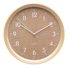 Relogio-de-Parede-Quartz-30cm-Bege-Cork-Style