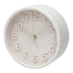Relogio-Despertador-13cm-Bege-Fine-Marble-1