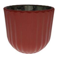 Castical-de-Metal-6cm-Laranja-e-Dourado-Sprayed