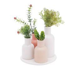 Conjunto-4-Vasos-de-Porcelana-Branco-e-Rosa-Bottle-