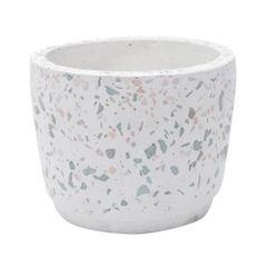Cachepot-de-Ceramica-11cm-Branco-Granilite-Ice-1