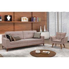 Sofa-Caelum-Rose-ambientada