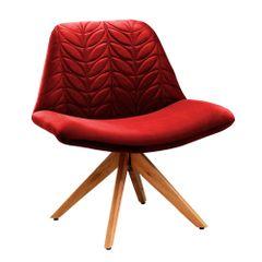 Poltrona-Decorativa-com-Base-Giratoria-em-Veludo-Vermelho-Hydrus.jpg