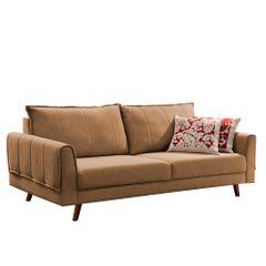 Sofa-2-Lugares-Bege-em-Veludo-160m-Cherry.jpg
