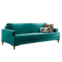 Sofa-3-Lugares-Azul-Esmeralda-em-Veludo-203m-Lirio.jpg