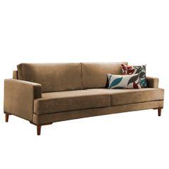 Sofa-3-Lugares-Bege-em-Veludo-203m-Lirio.jpg