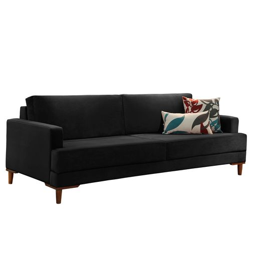 Sofa-3-Lugares-Preto-em-Veludo-203m-Lirio.jpg