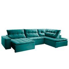 Sofa-Retratil-e-Reclinavel-4-Lugares-Azul-Esmeralda-com-Diva-280m-Asafe.jpg