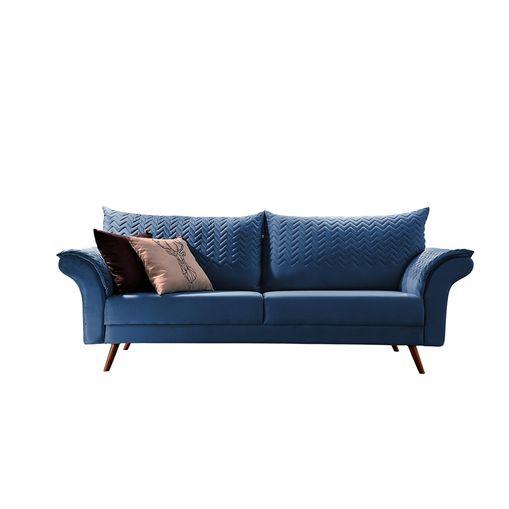 Sofa-2-Lugares-Azul-Cristal-em-Veludo-182m--Iris.jpg