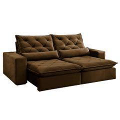 Sofa-Retratil-e-Reclinavel-3-Lugares-Marrom-210m-Jaipur