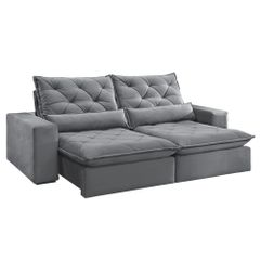 Sofa-Retratil-e-Reclinavel-3-Lugares-Cinza-210m-Jaipur