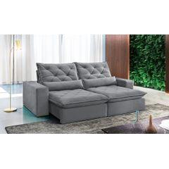 Sofa-Retratil-e-Reclinavel-4-Lugares-Cinza-250m-Jaipur---Ambiente