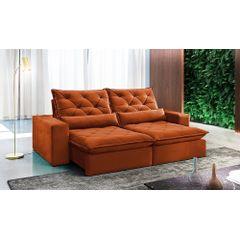 Sofa-Retratil-e-Reclinavel-4-Lugares-Ocre-270m-Jaipur---Ambiente