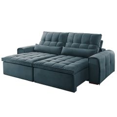 Sofa-Retratil-e-Reclinavel-4-Lugares-Azul-270m-Bayonne
