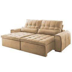 Sofa-Retratil-e-Reclinavel-4-Lugares-Bege-290m-Bayonne