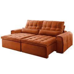 Sofa-Retratil-e-Reclinavel-4-Lugares-Ocre-290m-Bayonne