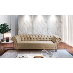 Sofa-3-Lugares-Bege-em-Veludo-244m-Zaha---Ambiente