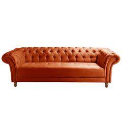 Sofa-3-Lugares-Ocre-em-Veludo-244m-Zaha